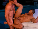 Gay Porn from TitanMen - Night-Heat-Scene-1-Jay-And-Tom