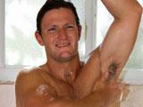 Gay Porn from islandstuds - Beefy-Wrestler-Clay