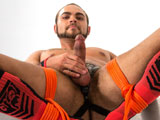 Gay Porn from BoundJocks - Brock-Avery