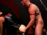 Gay Porn from Darkroom - Now-Returns-The-Fists