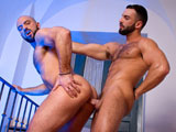 Abraham-Al-Malek-And-Bruno-Boni from RagingStallion