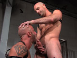 Gay Porn from TitanMen - Heavy-Duty-Scene-3-Aymeric-And-Adam
