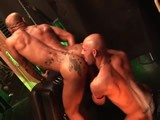 Gay Porn from Darkroom - Elbow-deep-In-Trouble