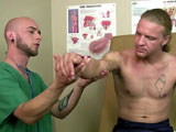 From collegeboyphysicals - Jacob-And-Dr-Simmons-Part-1