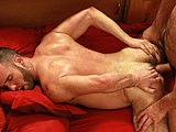 Gay Porn from UkNakedMen - Letterio-Cums-In-Aaron-Steel