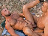 Gay Porn from TitanMen - Francois-Sagat-Titanmen-Vol-1