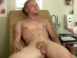 Gay Porn from collegeboyphysicals - Jacobs-Injury-Part-1