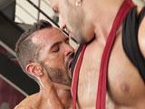 Gay Porn from MenDotCom - Good-Morning-Love