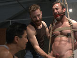 Gay Porn from MenOnEdge - Mike-Gaite