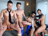 Gay Porn from nextdoorbuddies - Casino-Night
