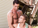 Nick Capra and Alexander Greene