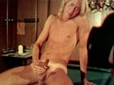 Blonds Fuck on Pool Table