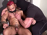 Bondage-Latin-Muscle - Gay Porn - buffandbound