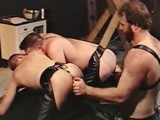 Gay Porn from BearBoxxx - Three-Big-Bears