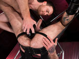Gay Porn from ClubInfernoDungeon - Brandon-Moore-And-Rogue-Status