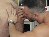 Gay Porn from MenDotCom - Find-The-Mole-Part-2