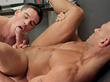 Coby-Mitchell-And-Derek-Atlas - Gay Porn - HotHouse