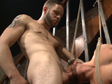 Wolf-Hudson-And-Brendan-Patrick - Gay Porn - boundgods