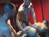 Gay Porn from Darkroom - Pigs-On-A-Fist-Table-Pt-2