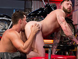 Gay Porn from HotHouse - Chris-Bines-And-Armando-De-Armas