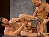 Dario-Beck-And-Sean-Zevran - Gay Porn - RagingStallion