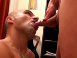 Gay Porn from frenchdudes - No-Lube-No-Problem