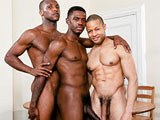 Gay Porn from NextDoorEbony - Krave-Moore-Andre-Donovan-And-Rex-Cobra