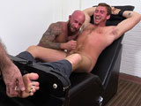Gay Porn from myfriendsfeet - Connor