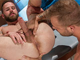 Gay Porn from HotHouse - Chris-Bines-And-Austin-Wolf