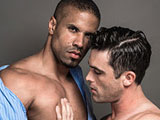 Lance Hart and Robert Axel
