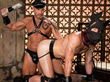 Gay Porn from fistingcentral - Mike-Demarco-And-Dallas-Steele