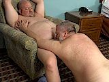 Gay Porn from ChubVideos - A-Chubby-Daddy-For-Lunch