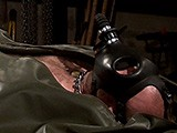 Gay Porn from ironlockup - Gasmask-Breath-Play
