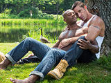 Gay Porn from iconmale - Nick-Capra-And-Osiris-Blade