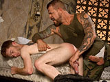 Gay Porn from fistingcentral - Seamus-Oreilly-And-Rocco-Steele