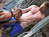 Gay Porn from CazzoClub - Building-Site-Banging
