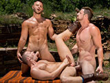 Brian-Bonds-Nick-Sterling-And-Andrew-Stark - Gay Porn - RagingStallion