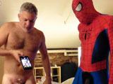 Super Hero Hole - Par.. - Maverick Men