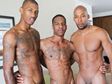Gay Porn from NextDoorEbony - Ramsees-King-B-And-Staxx