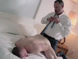 Collateral Son Getting Fucked By Daddy