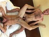Gay Porn from JasonSparksLive - Athletic-Bareback-Action