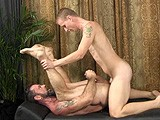 R221:-Lucky-Bareback - Gay Porn - StraightFraternity