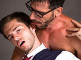Gay Porn from iconmale - Bryce-Action-And-Tony-Salerno