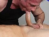 Bryan-And-Vaughan-Rafferty-Serviced - Gay Porn - ChaosMen