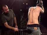 Gay Porn from ironlockup - Tickled-Then-Flogged