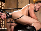 Gay Porn from fistingcentral - Dallas-Steele-And-Mike-Demarco