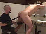Gay Porn from ironlockup - Nightstick-Prostate-Milking