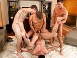 Becumming Brothers - Next Door Raw