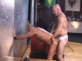 Gay Porn from RawAndRough - Flogged-And-Fucked