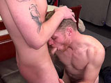 Gay Porn from brokestraightboys - Levi-Jackson-Fucks-Danny-Cannon
